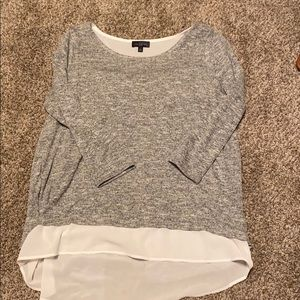The Limited 3/4 blouse